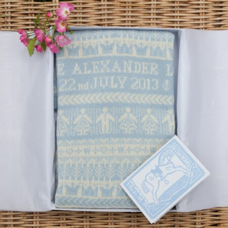 Osborne baby blanket in Gift Box