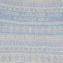 Personalised Cashmere Baby Blanket in Osborne colourway
