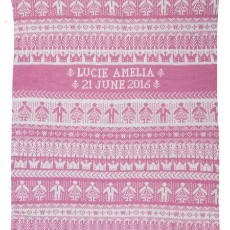 Kensington Cashmere Baby Blanket