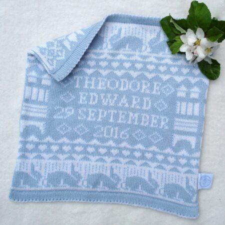 cashmere baby comforter