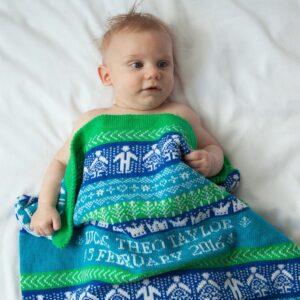Greenwich Cashmere Baby Blanket