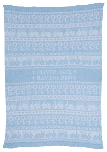 Balmoral Cashmere Baby Blanket